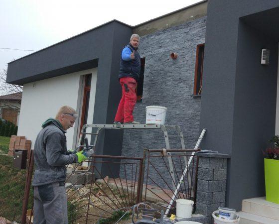Dokončovacie práce bytov a domov