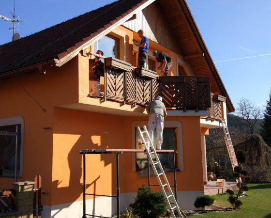 Zatepľovanie a fasády
